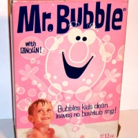 Age 10: Mr Bubble Strikes Again