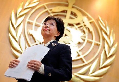 Dr. Margaret Chan, Director-General, World Health Organization