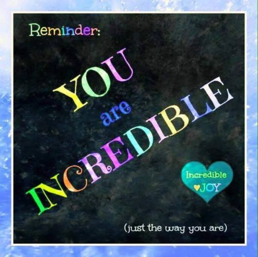youareincredible